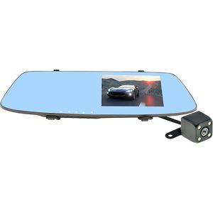 "Camera auto DVR Fata-Spate MYRIA MY2118, 4.3"", Full HD, G-Senzor, negru"