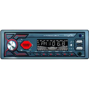 Radio MP3 auto MYRIA MY2122, 4x25W, Bluetooth, USB, SD, negru
