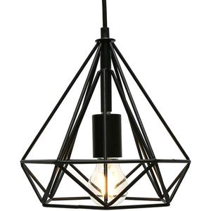 Lampa de tavan tip pendul MYRIA MY2235, 40W, E27, negru