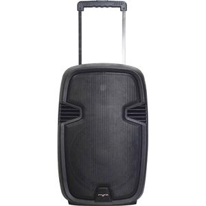 Boxa portabila MYRIA MY2614, 60W, Bluetooth, USB, FM, negru