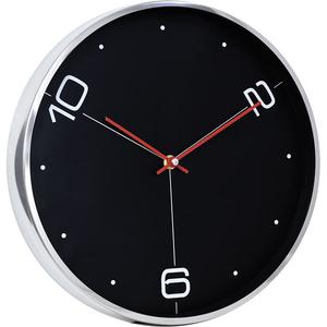 Ceas de perete MYRYA MY2803, 3 cifre, fundal negru