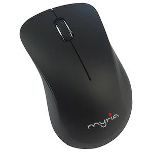 Mouse Bluetooth MYRIA MY8521, 1000dpi, negru