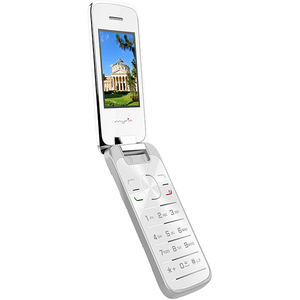 Telefon mobil MYRIA MY9038, 32MB RAM, 2G, Dual SIM, Gray