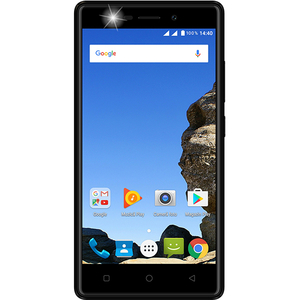 Telefon MYRIA Wide 2 MY9053, 8GB, 1GB RAM, Dual SIM, Black