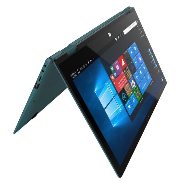 "Laptop 2 in 1 MYRIA MY8312BL, Intel Pentium N4200 pana la 2.5GHz, 13.3"" Touch, 4GB, SSD 256GB, Intel® HD Graphics, Free Dos"