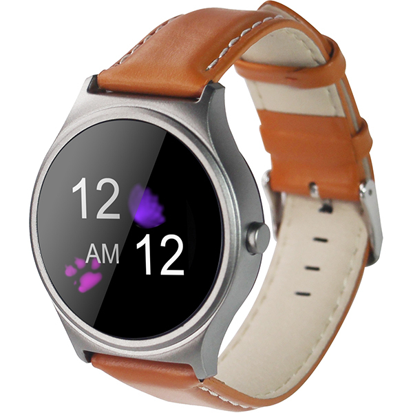 Smartwatch MYRIA MY9507 Android/iOS, Silver