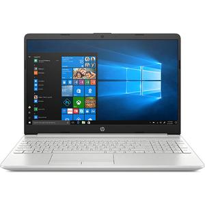"""Laptop HP 15-dw0020nq, Intel Core i3-8145U pana la 3.9GHz, 15.6"""" Full HD, 8GB, SSD 256GB, Intel UHD Graphics 620, Windows 10 Home, alb"""