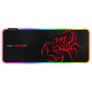 Mouse pad gaming MARVO MG-10, iluminare RGB, marime XL