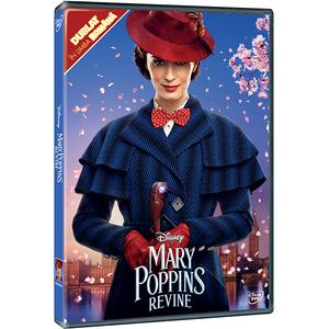 Mary Poppins revine DVD
