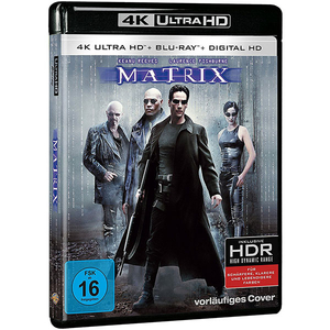 Matrix Blu-ray 4K UHD