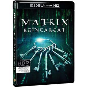 Matrix Reloaded 4K UHD