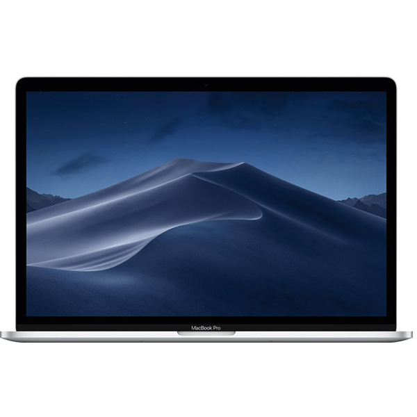 "Laptop APPLE MacBook Pro 15"" Retina Display si Touch Bar mv932ze/a, Intel Core i9 pana la 4.8GHz, 16GB, 512GB, AMD Radeon Pro 560X 4GB, macOS Mojave, Silver - Tastatura layout INT"