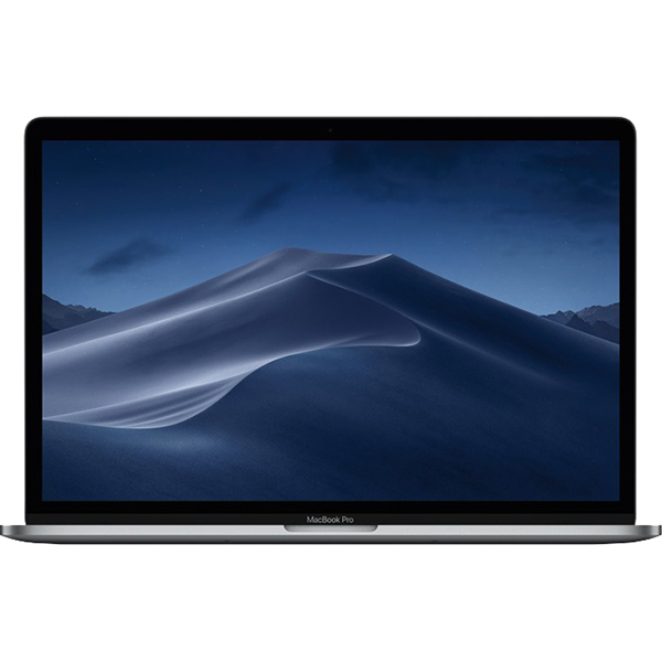 "Laptop APPLE MacBook Pro 15"" Retina Display si Touch Bar mv902ro/a, Intel Core i7 pana la 4.5GHz, 16GB, 256GB, AMD Radeon Pro 555X 4GB, macOS Mojave, Space Gray - Tastatura layout RO"