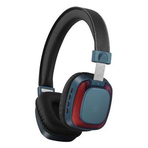 Casti PROMATE Melody-BT, microfon, on ear, bluetooth, albastru