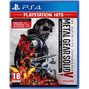 Metal Gear Solid V The Phantom Pain PlayStation Hits PS4
