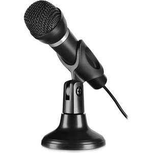 Microfon pentru PC SPEEDLINK Capo, jack 3.5mm, negru