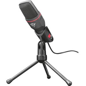 Microfon gaming TRUST GXT 212, USB, negru