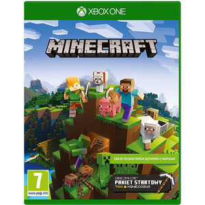 Minecraft: Starter Pack Collection Xbox One