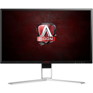 Monitor Gaming LED TN AOC AG271QX 27'', QHD, 144Hz, AMD Free-Sync, negru