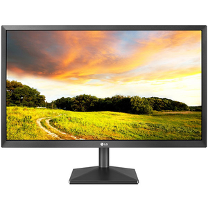 "Monitor Gaming LED IPS LG 22MK400H, 21.5"", Full HD, 75Hz, AMD FreeSync, negru"