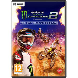 Monster Energy Supercross - The Official Video Game 2 PC