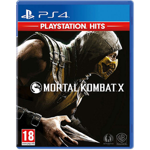 Mortal Kombat X PlayStation Hits PS4