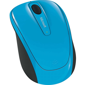 Mouse Wireless MICROSOFT Mobile 3500, 1000 dpi, albastru