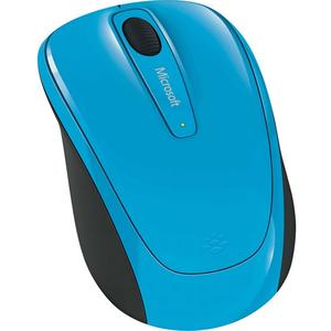 Mouse Wireless MICROSOFT Mobile 3500 GMF-00271, 1000dpi, albastru