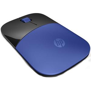 Mouse Wireless HP Z3700, 1200 dpi, albastru