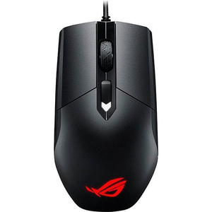 Mouse Gaming ASUS ROG Strix Impact, 5000 dpi, negru
