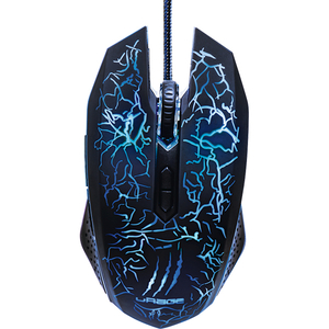 Mouse Gaming HAMA uRage Illuminated², 3000 dpi, negru