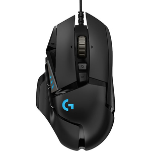 Mouse gaming LOGITECH G502 HERO High Performance, negru