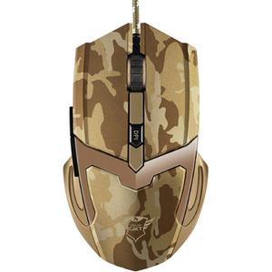 Mouse Gaming TRUST GXT 101D Gav, 4800 dpi, maro