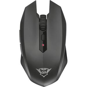 Mouse Gaming Wireless TRUST GXT 115 Macci, 2400 dpi, negru