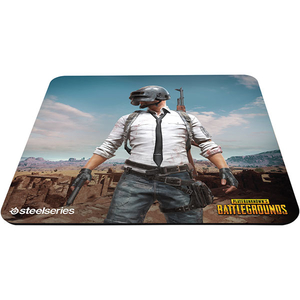 Mouse pad gaming STEELSERIES QcK+ PUBG Miramar Edition