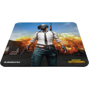 Mouse pad gaming STEELSERIES QcK+ PUBG Edition