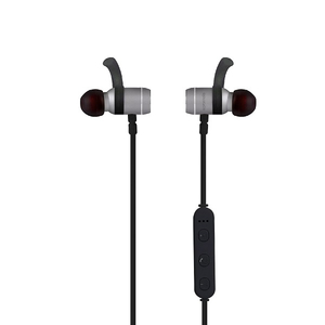 Casti PROMATE Move, Bluetooth, In-Ear, Microfon, gri
