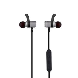 Casti PROMATE Move, microfon, in ear, wireless, gri