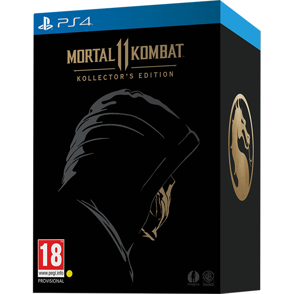 Mortal Kombat 11 Kollector's Edition PS4