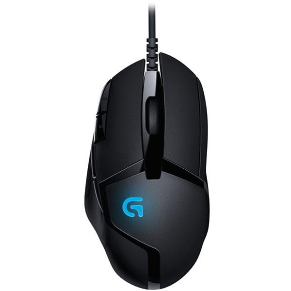 Mouse Gaming LOGITECH G402 Hyperion Fury, 4000 dpi, negru