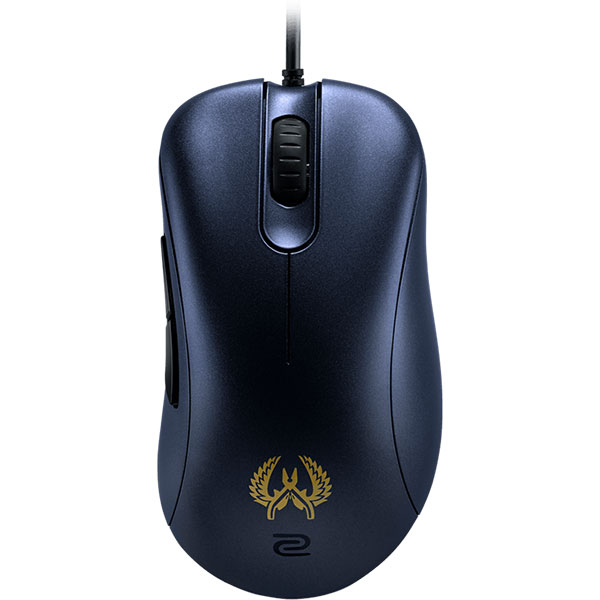 Mouse Gaming ZOWIE EC1-B CS:GO, 3200 dpi, albastru