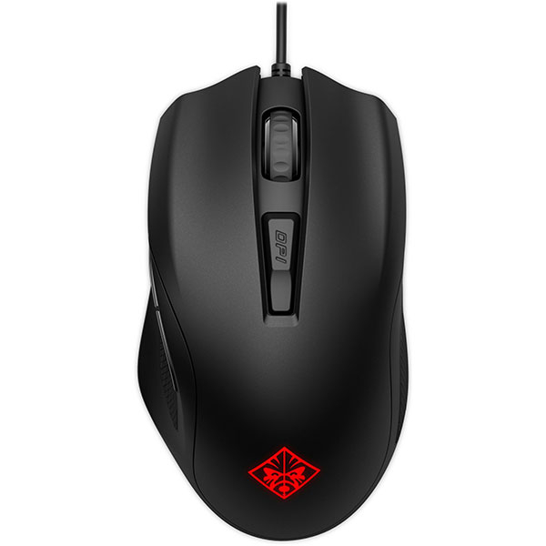 Mouse Gaming OMEN by HP 400, 5000 dpi, negru