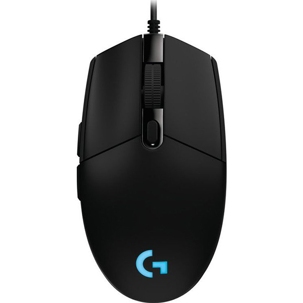 Mouse Gaming LOGITECH G102 Prodigy, 8000 dpi, negru