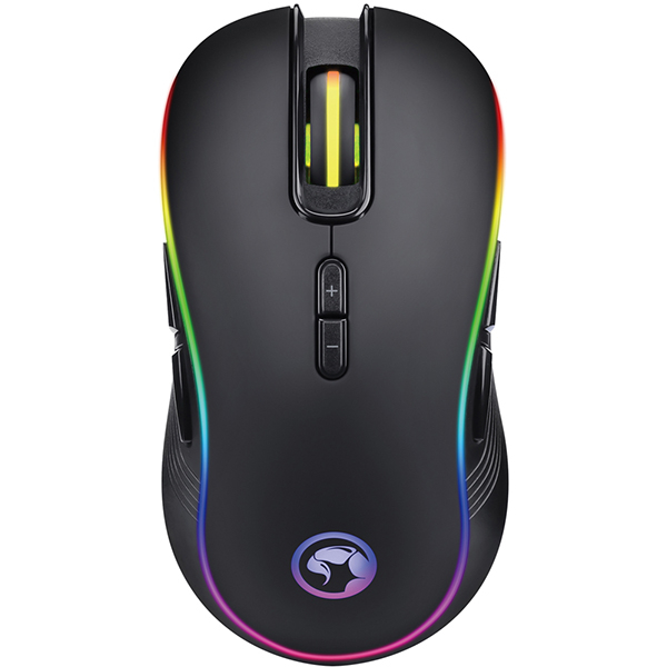 Mouse Gaming MARVO G940, 10000 dpi, negru