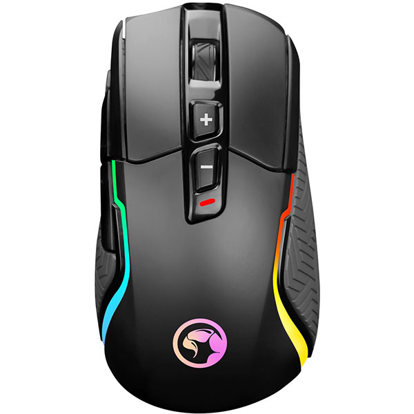 Mouse Gaming MARVO G957, 10000 dpi, negru