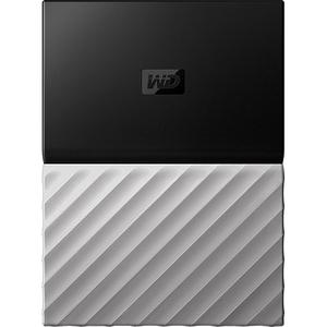 Hard Disk Drive portabil WD My Passport Ultra WDBFKT0030BGY, 3TB, USB 3.0, negru-gri