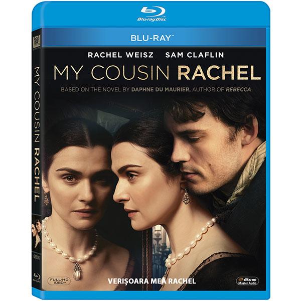 Verisoara mea Rachel Blu-ray