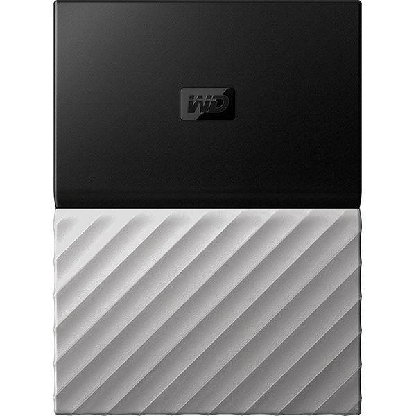Hard Disk Drive portabil WD My Passport Ultra WDBFKT0040BGY, 4TB, USB 3.0, negru-gri