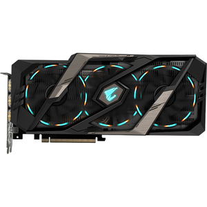 Placa video GIGABYTE AORUS NVIDIA GeForce RTX 2080 Ti, 11GB GDDR6, 352bit, N208TAORUS X-11GC