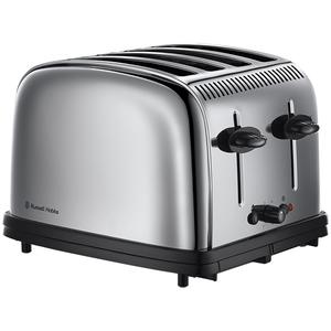 Prajitor de paine RUSSELL HOBBS Chester 23340-56, 2900W, inox